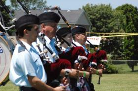 Kincardine Scottish Festival & Highland Games