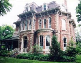 Highland Manor Grand Victorian B & B