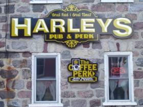 Harley's Pub & Perk