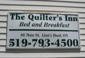 The Quilter's Inn B&B