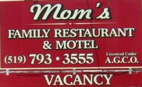 Mom's Restaurant & Motel