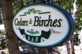 Cedars & Birches B&B